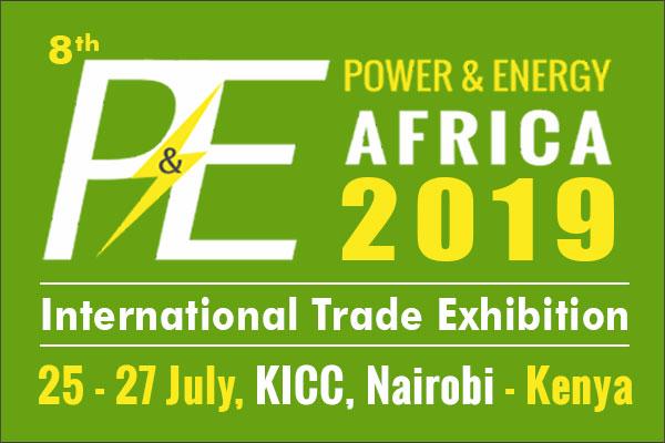 8th power & energy exhibition Kenya - REPL exhibiting