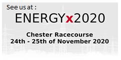 ENERGYX2020 exhibtion at Chester Racecourse 24-25th November 2020